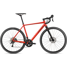ORBEA Vector Drop, red/black
